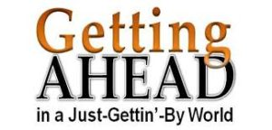 Getting Ahead logo